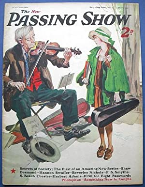 The Passing Show Magazine (new series) No.7: Adams, Herbert, Barbara