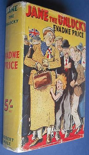 Jane the Unlucky: Price, Evadne