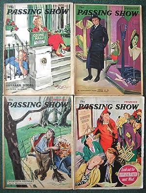 The Passing Show Magazine (new series) Nos: Douglas Newton, SL