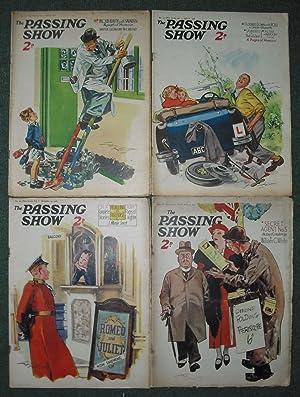 The Passing Show Magazine (new series) Nos: WA Sweeney, Douglas