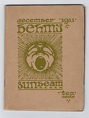 BEHMS SUNBEAM, December 1911 (Denver, Colorado): John Ohnimus