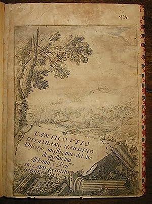 L antico Veio di Famiano Nardino. Discorso investigativo del Sito di quella Città.: Nardini Famiano
