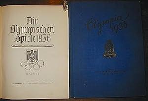 Die Olympischen Spiele 1936 in Berlin und: Olimpiadi