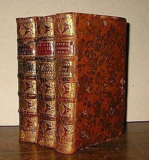 Opera:) Quae hoc volumine continentur. Ovidii Metamorphoseon: Ovidio (Publius Ovidius