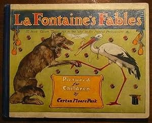 La Fontaine s fables. A selection pictured: La Fontaine Jean,