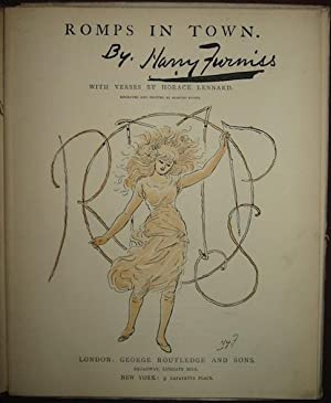 Romps in town. with verses by Horace: Furniss Harry