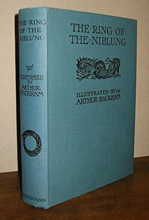 The ring of the Niblung. A trilogy: Wagner Richard