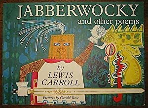 Jabberwocky and other poems. Pictures by Gerald: Carroll Lewis