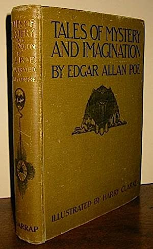Tales of mistery and imagination. illustrated by: Poe Edgar Allan