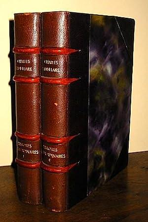 Histoires extraordinaires. (traduction de Charles Baudelaire) suivies: Poe Edgar Allan