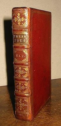 Pub. Terentii Comoediae sex ex recensione Heinsiana: Terenzio (Publius Terentius