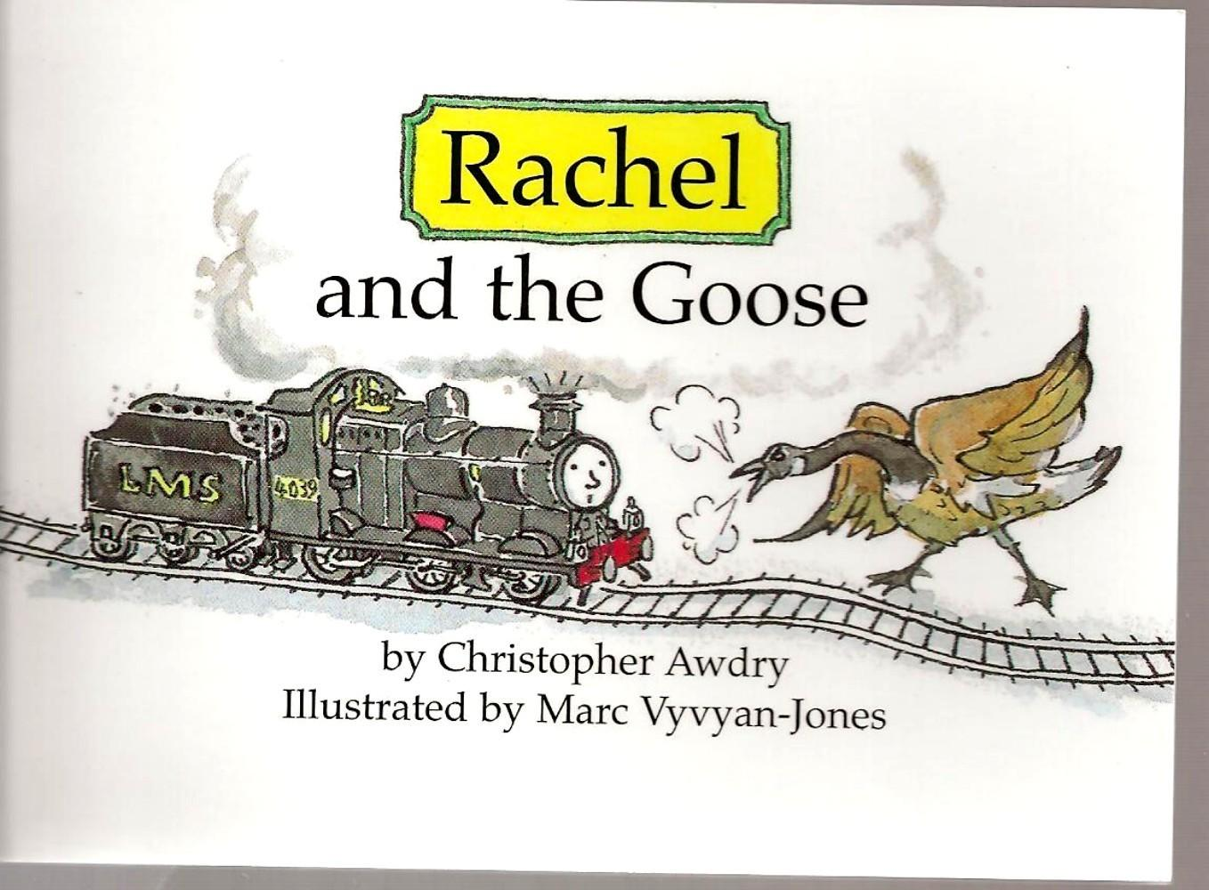 Rachel and the Goose * SIGNED COPY * (