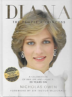 Diana: The People's Princess * SIGNED BY: Nicholas Owen