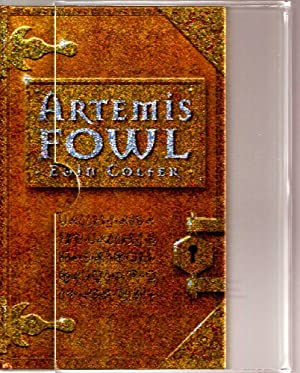 ARTEMIS FOWL * SIGNED 10th ANNIVERSARY LIMITED: Colfer, Eoin