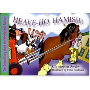 HEAVE HO HAMISH * SIGNED FIRST EDITION *: AWDRY CHRISTOPHER