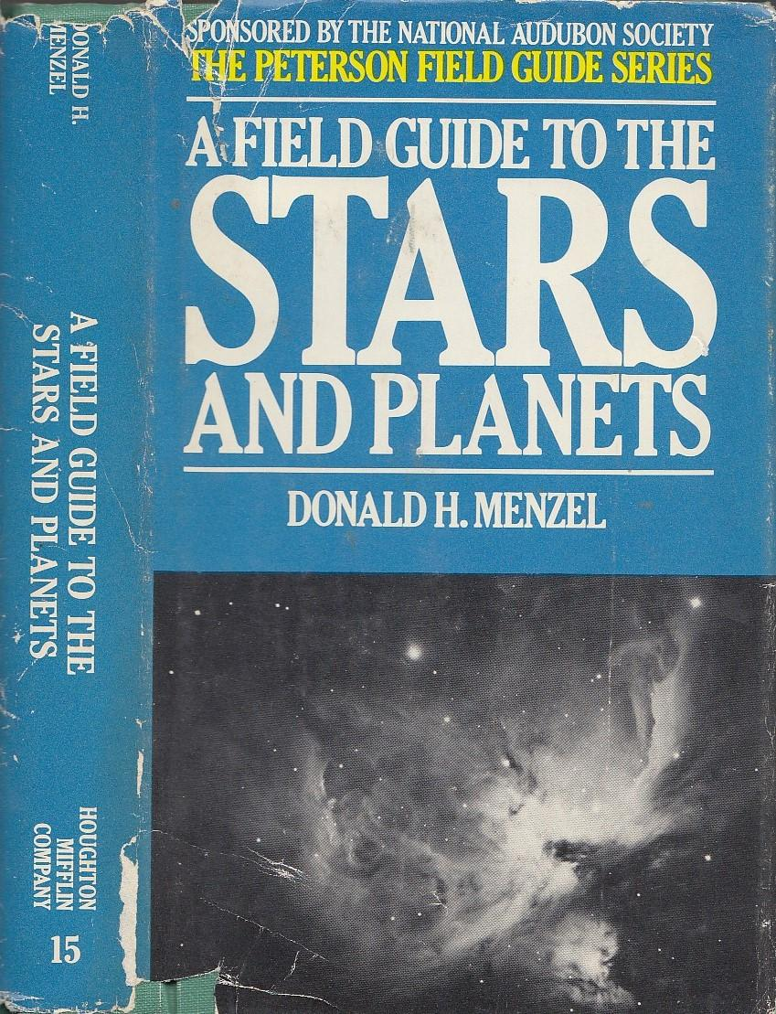A Field Guide to the Stars and Planets, Menzel, Donald H.; Peterson, Roger Tory