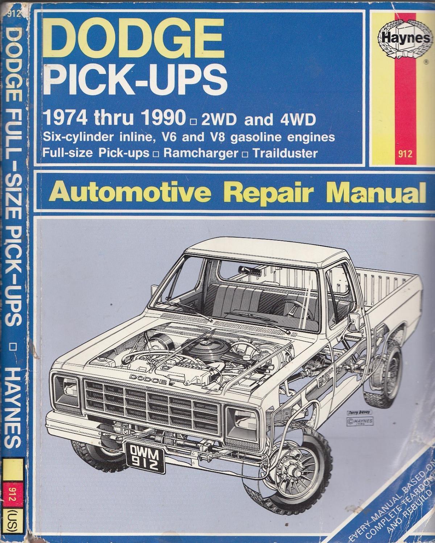chilton automotive repair manuals dodge