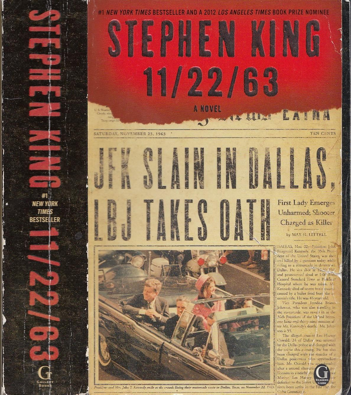 11/22/63 by King, Stephen [Edwin]: Very Good Paperback (2012 ...
