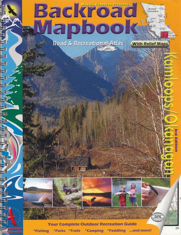 Backroad mapbook kamloopsokanagan backroad mapbooks series vol 3 backroad mapbook kamloopsokanagan backroad mapbooks series vol 3 mussio gumiabroncs Gallery
