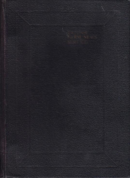 Eaton's Farm News Service [1928] Eaton's Staff Very Good Softcover
