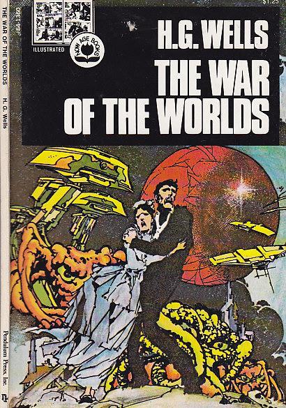 The War Of The Worlds By Wells Herbert George Pendulum Press