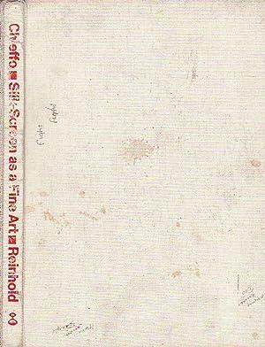 Silk-Screen as a Fine Art A Handbook: Chieffo, Clifford T.