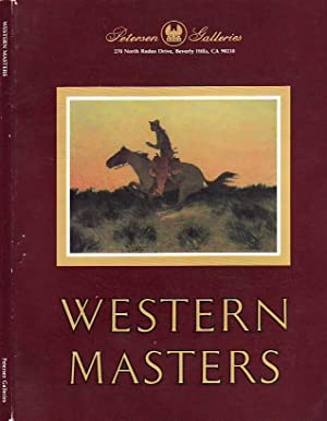 Western Masters A Comprehensive Exhibition October 30 Through November 28, 1981: Stern, Jean