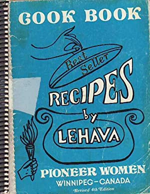 Cook Book Recipes by Lehava