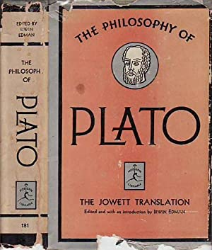 The Works of Plato MODERN LIBRARY # 181