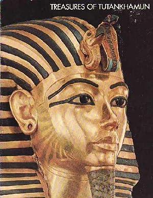 Treasures of Tutankhamun: National Gallery of Art: Gilbert, Katherine Stoddert;