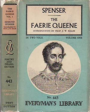 The Faerie Queene Volume One EVERYMAN'S LIBRARY: Spenser, Edmund