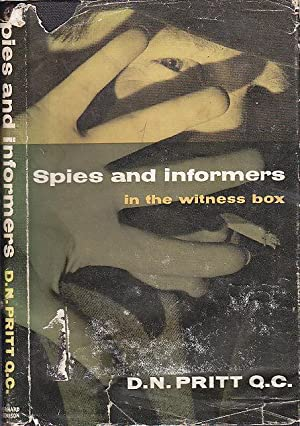Spies and Informers in the Witness Box