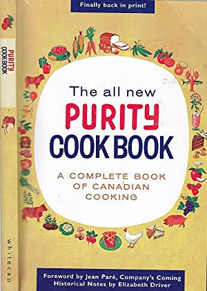 The All New Purity Cookbook A Complete: Scott, Anna Lee