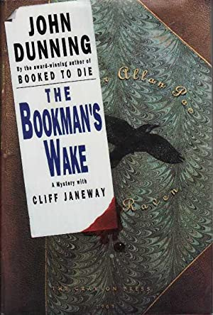 The Bookman's Wake: A Mystery With Cliff Janeway