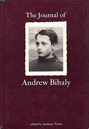 The Journal of Andrew Bihaly