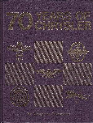 Seventy Years of Chrysler (1894-1974): Dammann, George H.