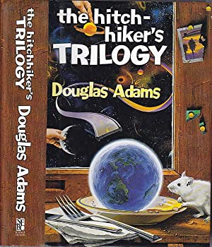 The Hitchhiker's Trilogy: The Hitchhiker's Guide to: Adams, Douglas