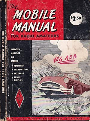The Mobile Manual For Radio Amateurs: Budlong, A. L.