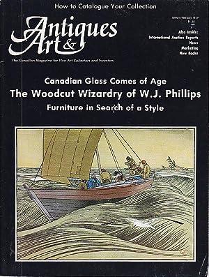 Antiques & Art January/February 1979 Volume 5: Dabbs, Toni