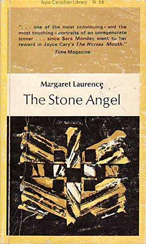 the biblical imagery in the stone angel by margaret laurence The stone angel by margaret laurence the stone angel by margaret laurence is a heart-warming story of a ninety year and flower imagerythe biblical imagery is.