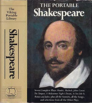 The Portable Shakespeare: Seven Plays, The Songs,: Shakespeare, William