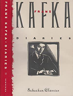 Franz Kafka 1910-1923 The Diaries, (The Schocken Kafka Library)