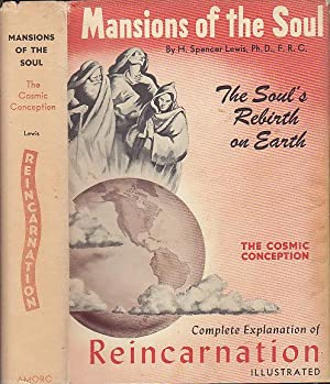 Mansions Of The Soul The Cosmic Conception: Lewis, H[arvey] Spencer