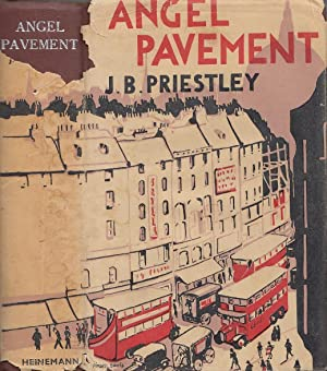Angel Pavement: Priestley, J[ohn] B[oynton]
