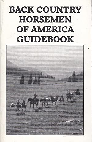 Back Country Horsemen Of America Guidebook