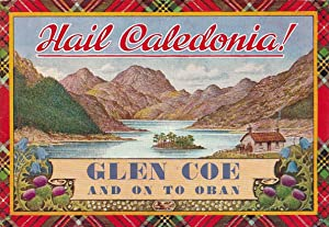 An Album Of Photographic Studies Of Glen Coe And On To Oban [Hail Caledonia]