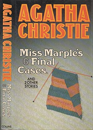 Miss Marple's Final Cases And Two Other Stories CRIME CLUB SERIES