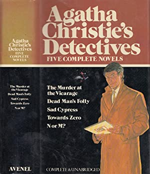 Agatha Christie's Detectives: Five Complete Novels (The Murder at the Vicarage / Dead Man's Folly...