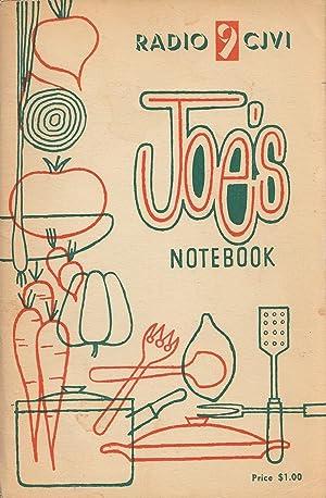 Joe's Notebook A Compilation of Recipes and: Easingwood, Joe