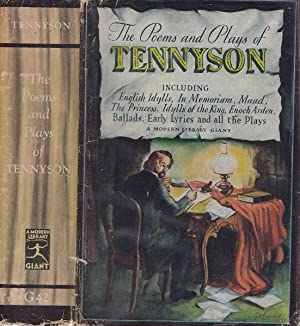 The Poems And Plays Of Tennyson MODERN LIBRARY GIANT # G 42